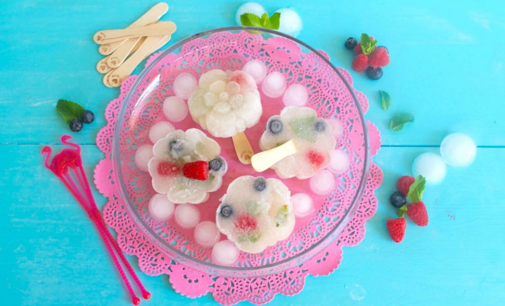 Ghiaccioli homemade