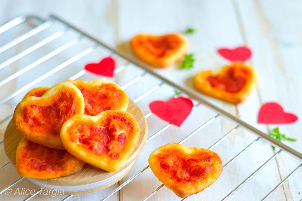 Pizzette facili e veloci (senza lievitazione)