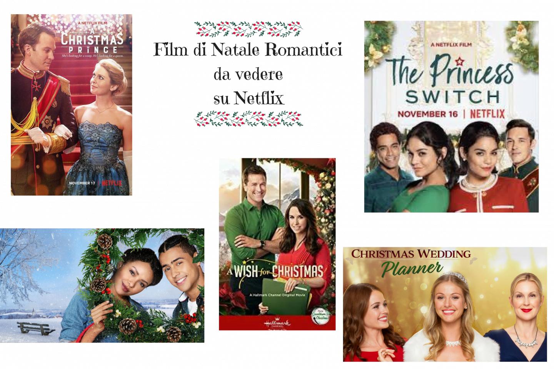 Film di Natale romantici da vedere su Netflix